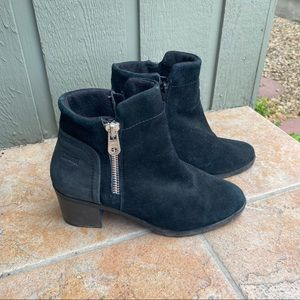 Cougar Waterproof Suede Ankle Boots Size 9